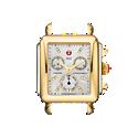 Michele Watches - Deco Day Diamond Two-Tone