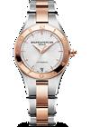 Baume & Mercier two-tone Linea watch