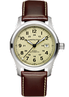 hamilton men's watch - khaki field auto 42mm