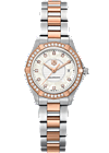TAG Heuer | Aquaracer Steel & Rose Gold 27mm | WAP1452.BD0837