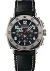 JEANRICHARD Aeroscope Black Dial | 60650-21F612HD60