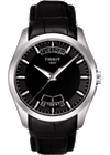 Couturier Men's Black Automatic Leather at Tourneau