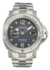 Titanium Luminor Submersible Automatic at Tourneau