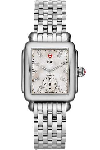 Deco Non-Diamond, Diamond Dial at Tourneau