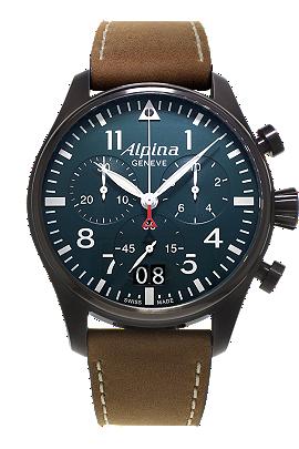 Alpina Startimer Pilot Big Date AL-372N4FBS6