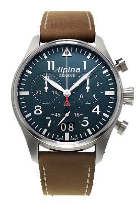 Alpina Startimer Pilot Chronograph AL-372N4S6