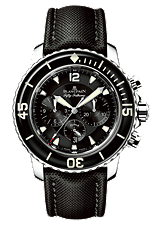 Blancpain watch Flyback Fifty Fathoms