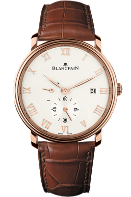 Blancpain watch Villeret Ultra slim Red Gold