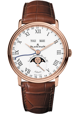 Blancpain Villeret watch
