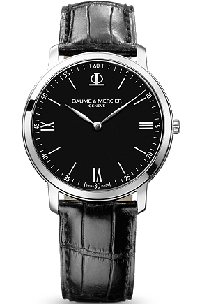 Baume & Mercier watch - black Classima