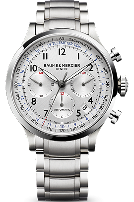 Automatic Baume & Mercier Capeland watch