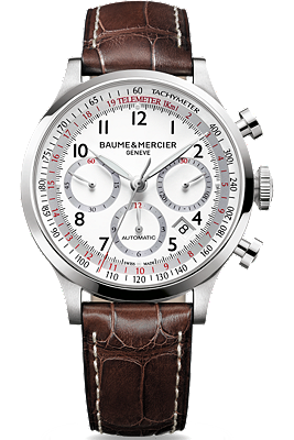 Baume & Mercier watch - Capeland