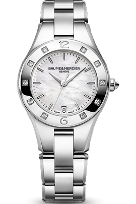 Baume & Mercier Linea women's watch