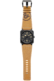 Bell and Ross watch BR 03-92 Heritage