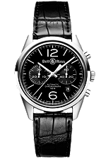 Bell & Ross watch Vintage BR 126 Officer