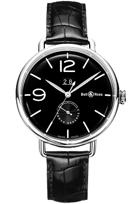 Bell & Ross WW1-90 Grande Date and Reserve de Marche watch