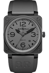 Bell & Ross watch BR 03-92 Commando