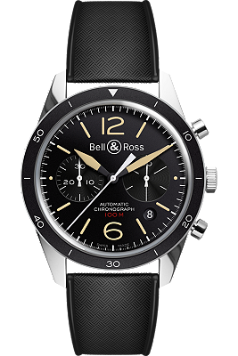 Bell & Ross | Vintage 126 Sport Heritage | BR126 at Tourneau
