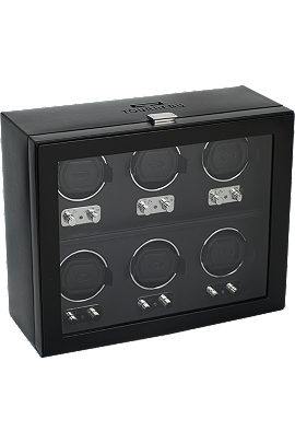 6 Unit Watch Winder at Tourneau