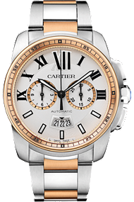 W7100042 Calibre de Cartier Chronograph