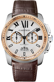 W7100043 Calibre de Cartier Chronograph