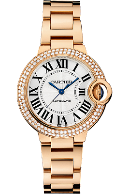 Shop Cartier Watches - Ballon Bleu de Cartier