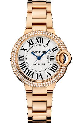 Shop Cartier Watches - Ballon Bleu de Cartier