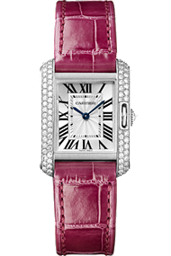 Cartier | Tank Anglaise | WT100015 at Tourneau