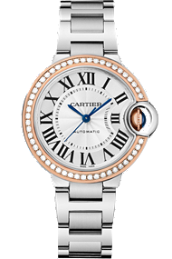 BALLON BLEU DE CARTIER WATCH  WE902080