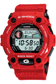 G-Shock Classic at Tourneau