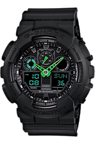 Casio | G-Shock | GA100C-1A3