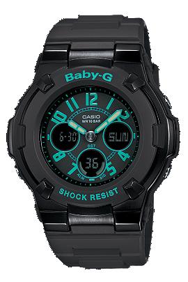 Casio Baby-G BGA117-1B2