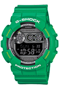 Casio G-Shock GD120TS-3