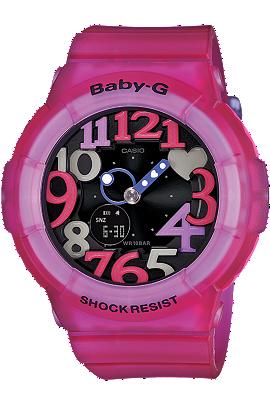 Casio Baby-G BGA131-4B4