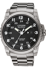 citizen watch - super tough titanium