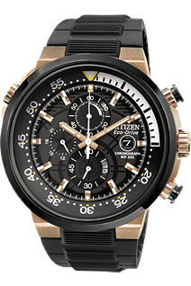 Citizen Black Endeavor watch