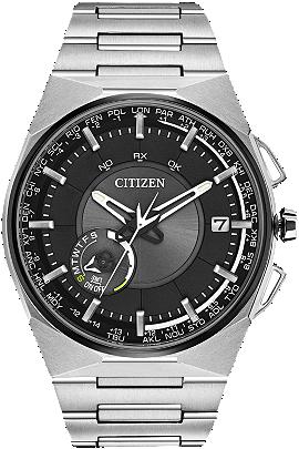 Citizen ECO-DRIVE SATELLITE WAVE F100 CC2006-61E