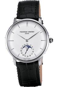 FC-705S4S6 Frederique Constant Slim Line Moonphase Frederick