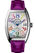 Franck Muller Color Dreams Curvex  5850CHCODRACE