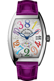 Franck Muller Color Dreams Curvex  5850CHCODRACE