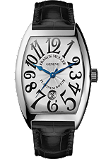 Franck Muller watches for men - cintree curvex