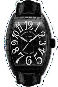 Franck Muller Black Croco 8880SCBLKCROACB