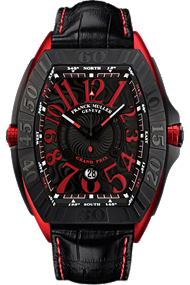 Franck Muller watches for men-Conquistador GP