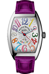 Franck Muller Color Dreams Curvex 7851SCCODRACE