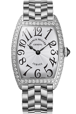 Franck Muller Watches - Ladies Cintrex Curvex