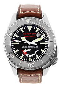 Titanium Sea Hawk II Pro Automatic at Tourneau
