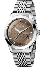 G-Timeless Steel at Tourneau
