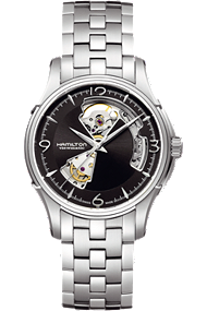 Hamilton Men's Watch - Jazzmaster Open Heart