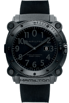 Hamilton Men's Watch - Khaki BeLOWZERO