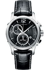 Hamilton men's watch - Jazzmaster Chrono Quartz 42mm